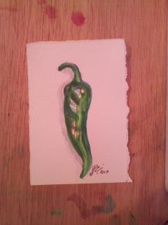 Green Chili 1