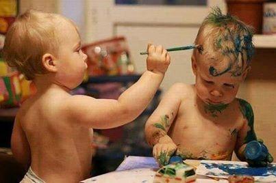 Painting Buddies