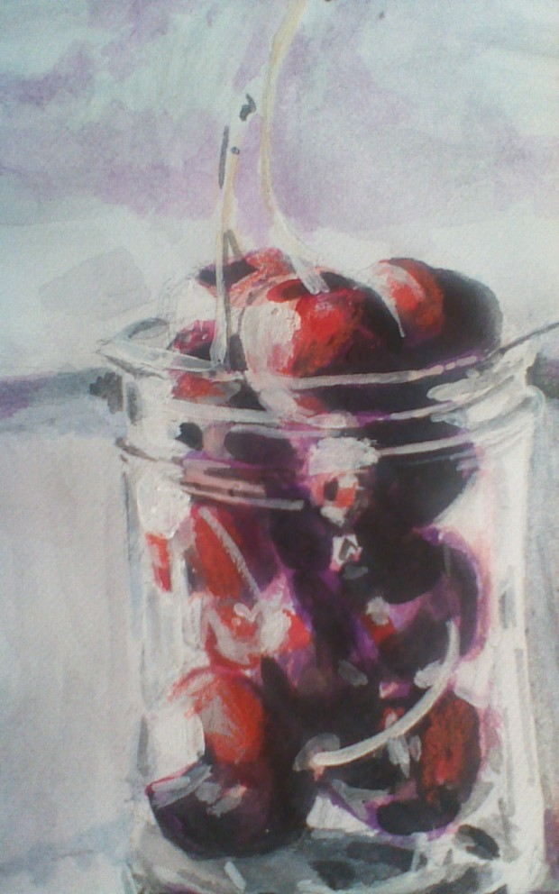 Jar of Cherries